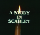 A Study in Scarlet (1965 TV series)