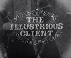 BBC 65 illustrious client title card