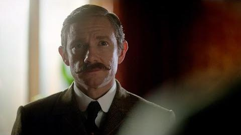 Sherlock The Abominable Bride Teaser