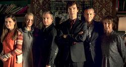 Sherlock-cast