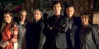 Sherlock (2010) Cast