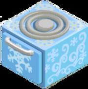 Winter Wedding Oven