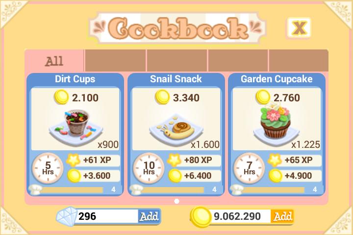 Garden Oven recipes