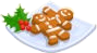Bakery Oven GingerbreadCookies