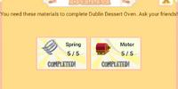 Dublin Dessert Oven