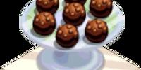 Dark Dusted Truffles