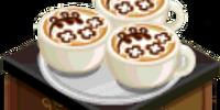 Chocolate Art Coffee