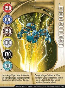 Lightning Field 15-48n