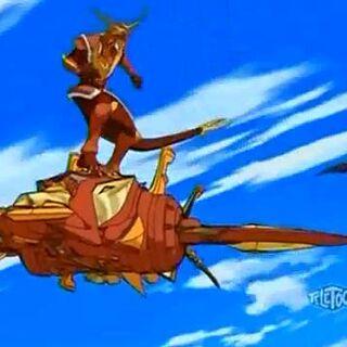 Jakalier i Lumino Dragonoid