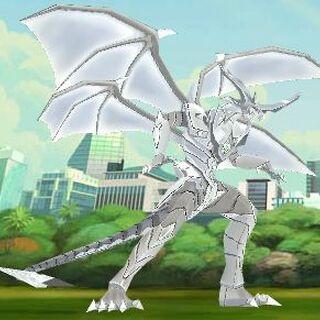 Clear Lumino Dragonoid