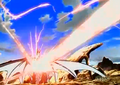Iron drago hit