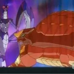 Juggernoid in Bakuganform
