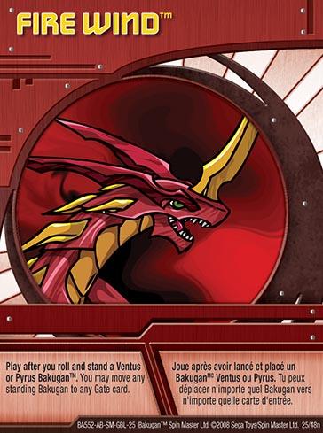 Fire Wind | Bakugan Wiki | Fandom powered by Wikia