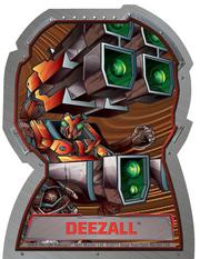 Deezall Activator Card