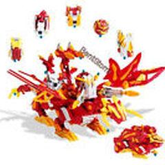 Helix Dragonoid i JetKor