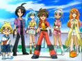 The bakugan battle brawlers