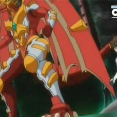 Blitz Dragonoid i Dan