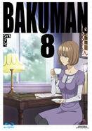Bakuman DVD 8