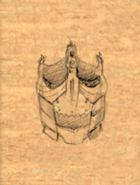 Piece of Burial Mask 1 item artwork BG2