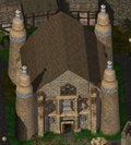 Temple Of Helm Baldur's Gate City Building.png