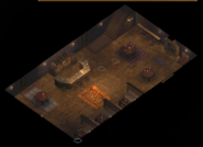 Keexie Tavern downstairs map AR0154