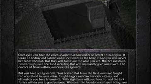 Baldur's Gate dream 6