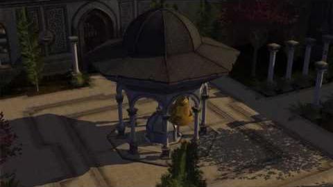 Baldur's Gate 2 Enhanced Edition - Red Wizard Enclave