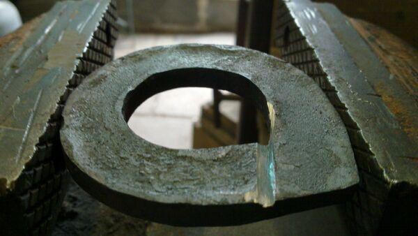 Forging field-frame rings - method 1 - 03