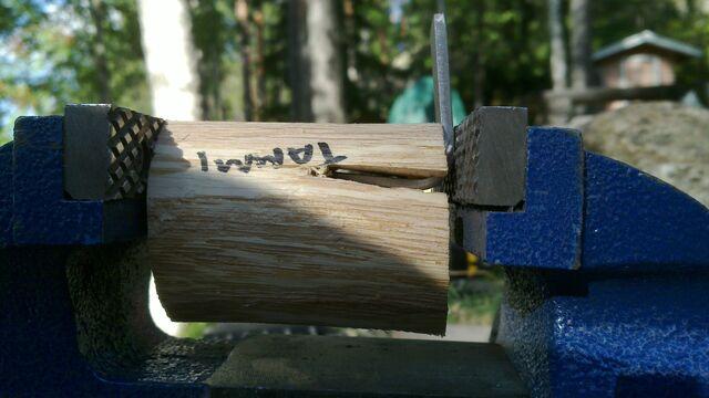 File:Bending pi-brackets using a wooden tool - 03.jpg