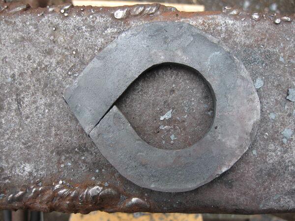 Forging field-frame rings - method 1 - 02