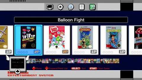 Balloon Fight (NES Classic Edition)