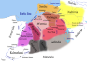 Prussian clans 13th century