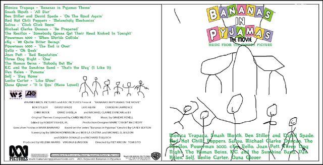 File:Bananas in Pyjamas The Movie Soundtrack.jpg
