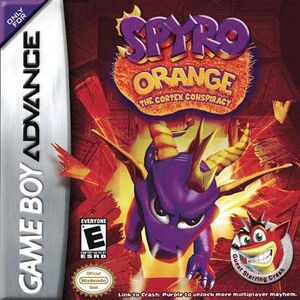 Spyro Orange