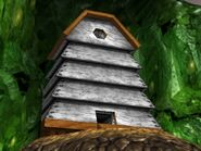HoneyB's Hive Exterior Banjo-Tooie