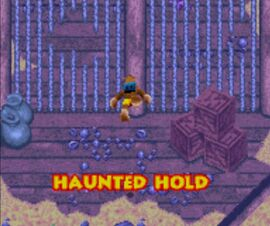 Haunted Hold