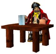 Captain Blackeye