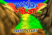 Banjo-Pilot Voxel Title