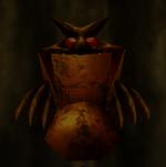 Fireball gargoyle