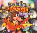 Banjo-Tooie: CD Soundtrack