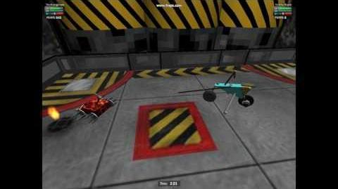 Banter Wars Ragnabots Qualifiers