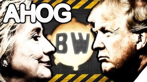 Hillary Clinton vs Donald Trump Banter Wars Obliteration Election Special! Who Will Win?!