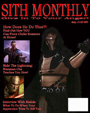 Sith Monthly1
