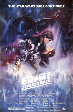 Empire strikes back style a