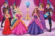 Book Illustration of Diamond Castle 12