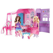 Barbie The Princess and The Popstar Bedroom Playset 2