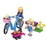 Mega Bloks Barbie - Great Puppy Adventure 2