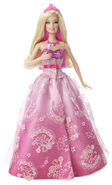 Barbie Princess and The Popstar Tori Doll