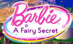Barbie A Fairy Secret Logo