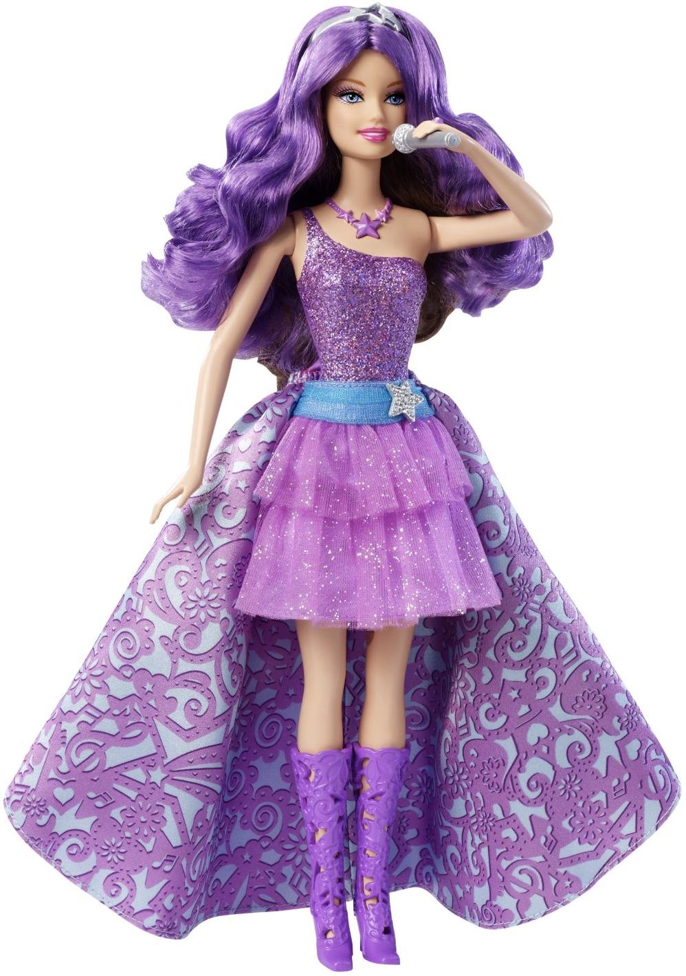Popstar Keira 2 In 1Transforming Doll 1